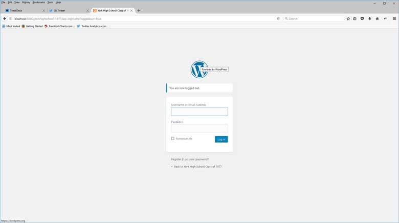 Wordpress customize wp admin login page using functions php